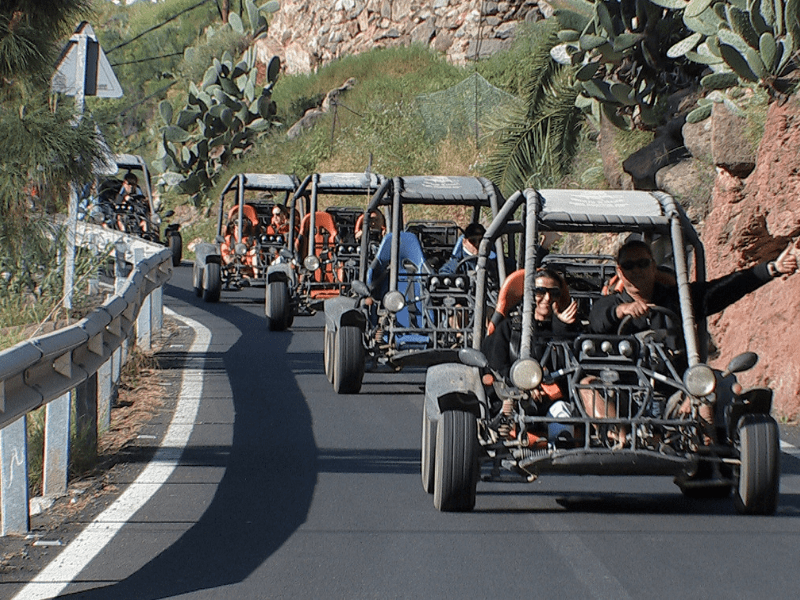 Gran Canaria Buggy Tour: Things to See