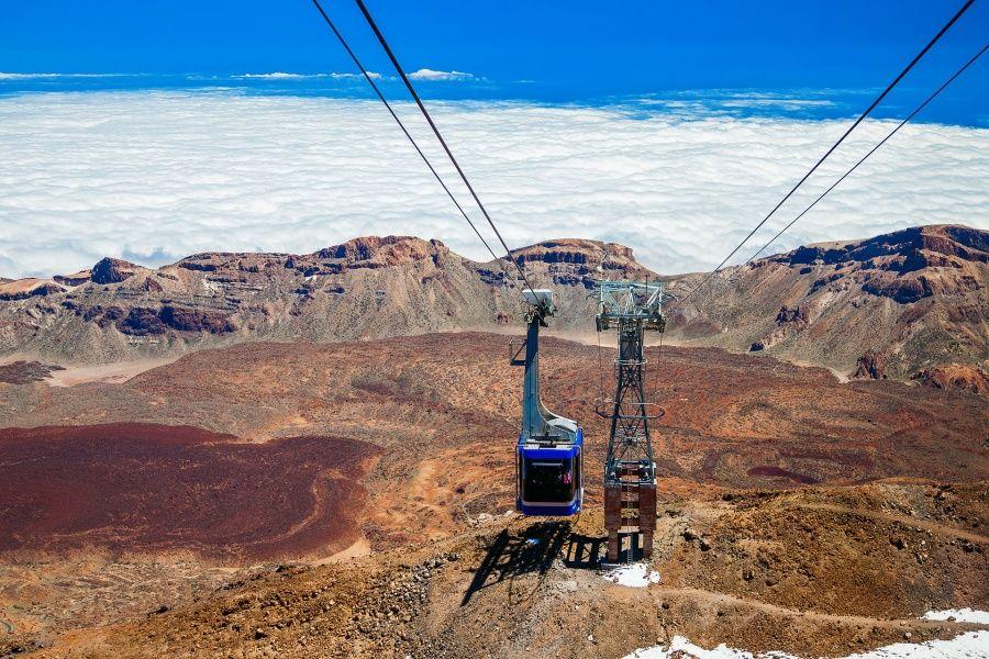 teide-cable-car-tenerife-package